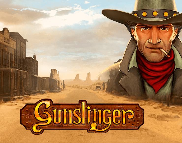 Join The Wild West in Gunslinger from Play N Go